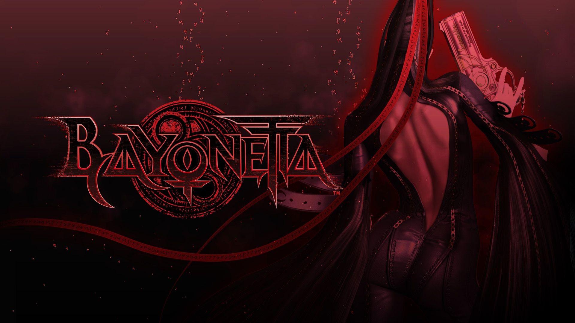 Bayonetta HD Wallpaper.