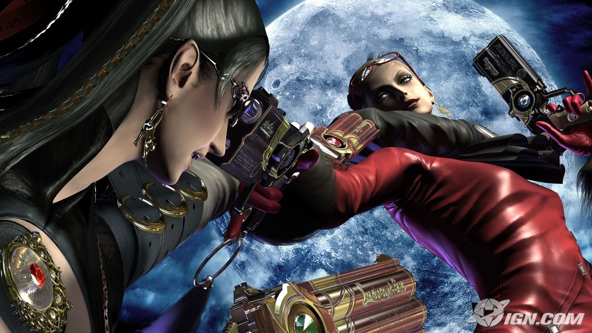 Bayonetta HD Wallpapers and Backgrounds