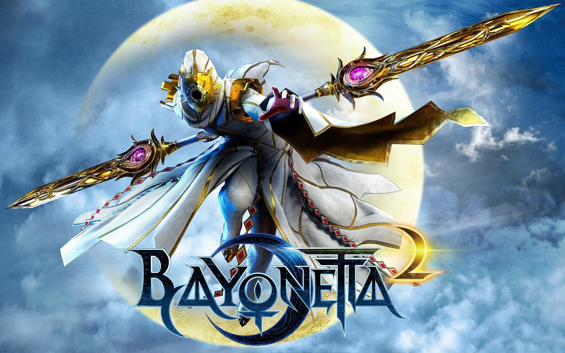 Bayonetta 2 HD Wallpapers Desktop Backgrounds Mobile