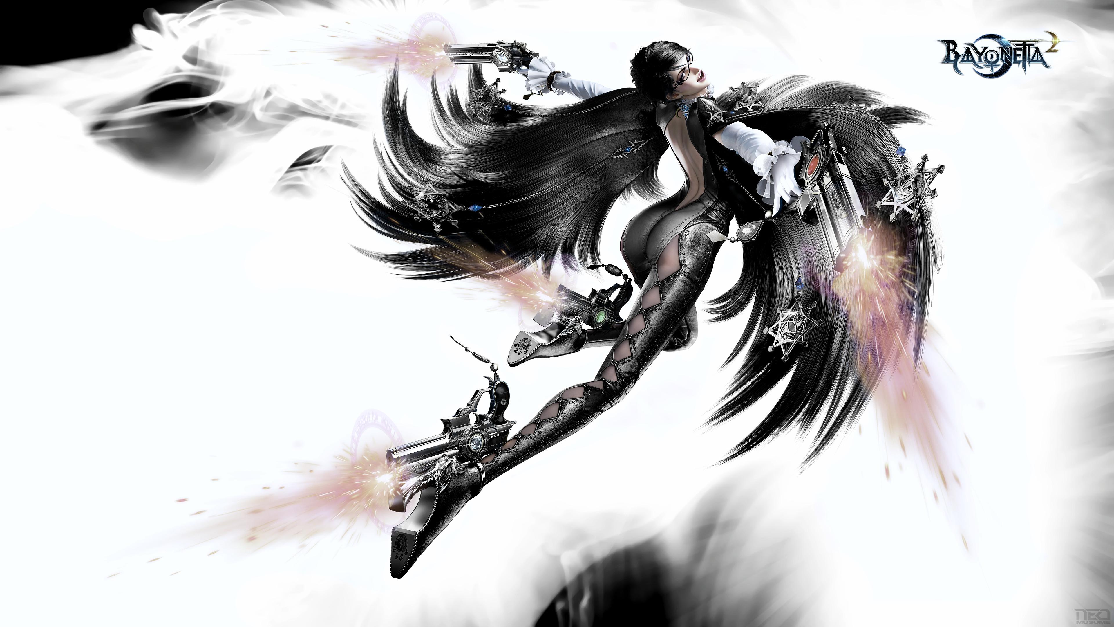 … Bayonetta 2 4K by NEO-Musume