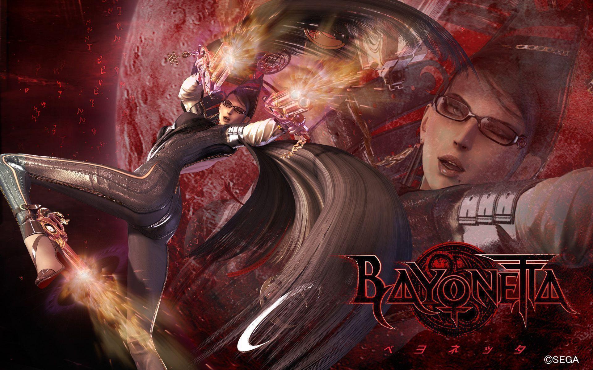 Pix For > Bayonetta Wallpaper Jeanne