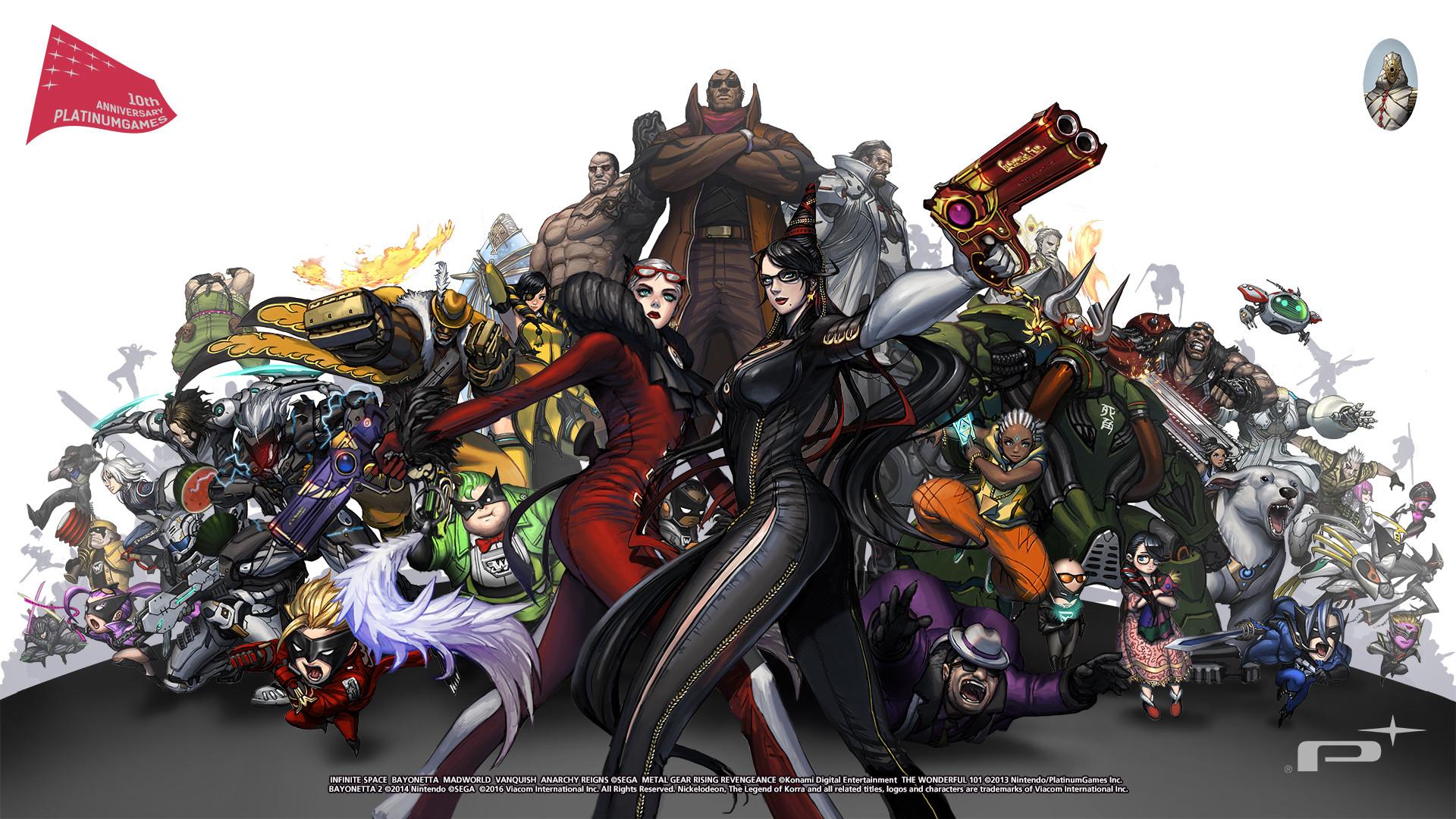 1080p Game/Television/Anime Wallpaper Dump