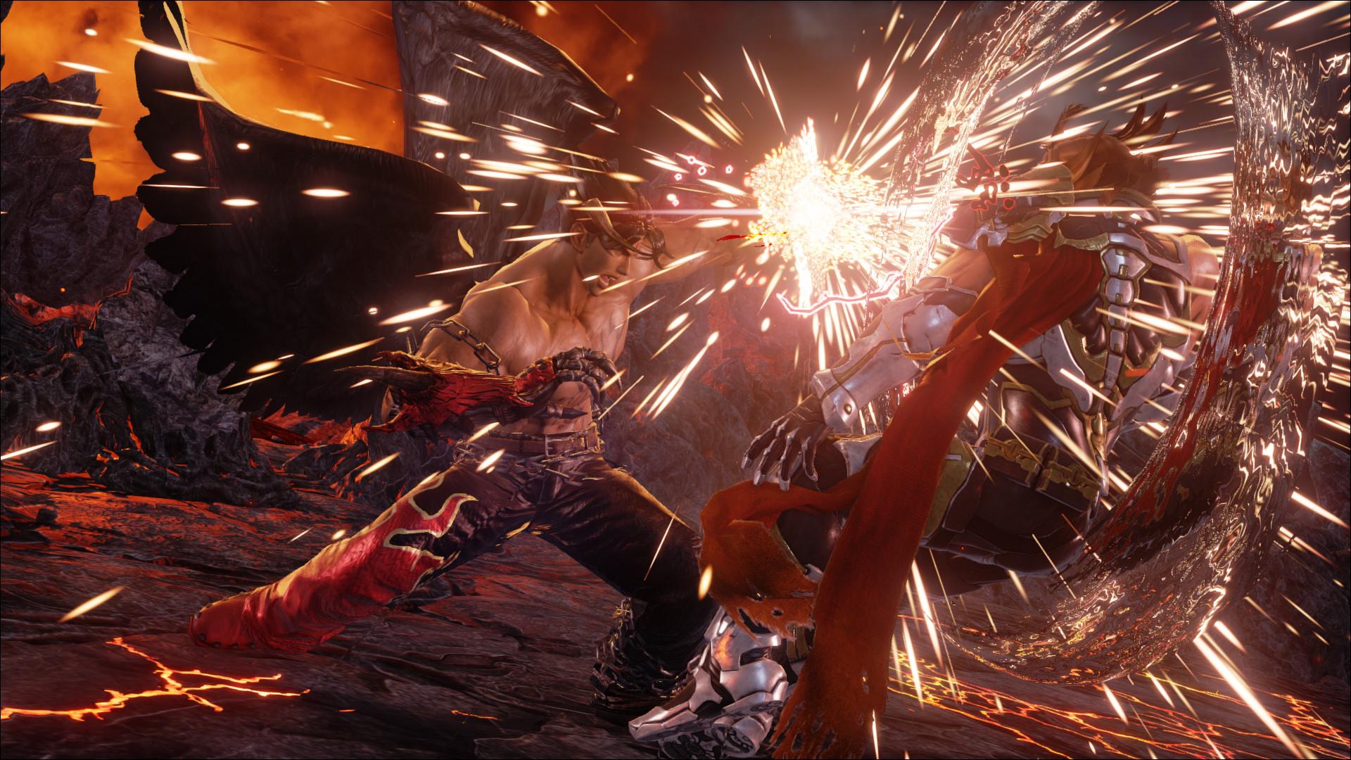 Tekken 7's Josie, Jin and Devil Jin Get Fantastic 1080p Screenshots; Art by  Bayonetta's Mari Shimazaki