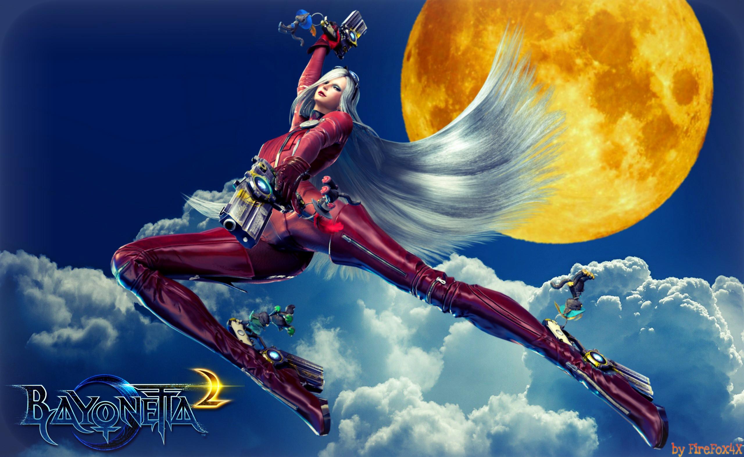 … Bayonetta 2 Jeanne wallpaper by FireFox4X Bayonetta 2 Jeanne wallpaper  by FireFox4X …