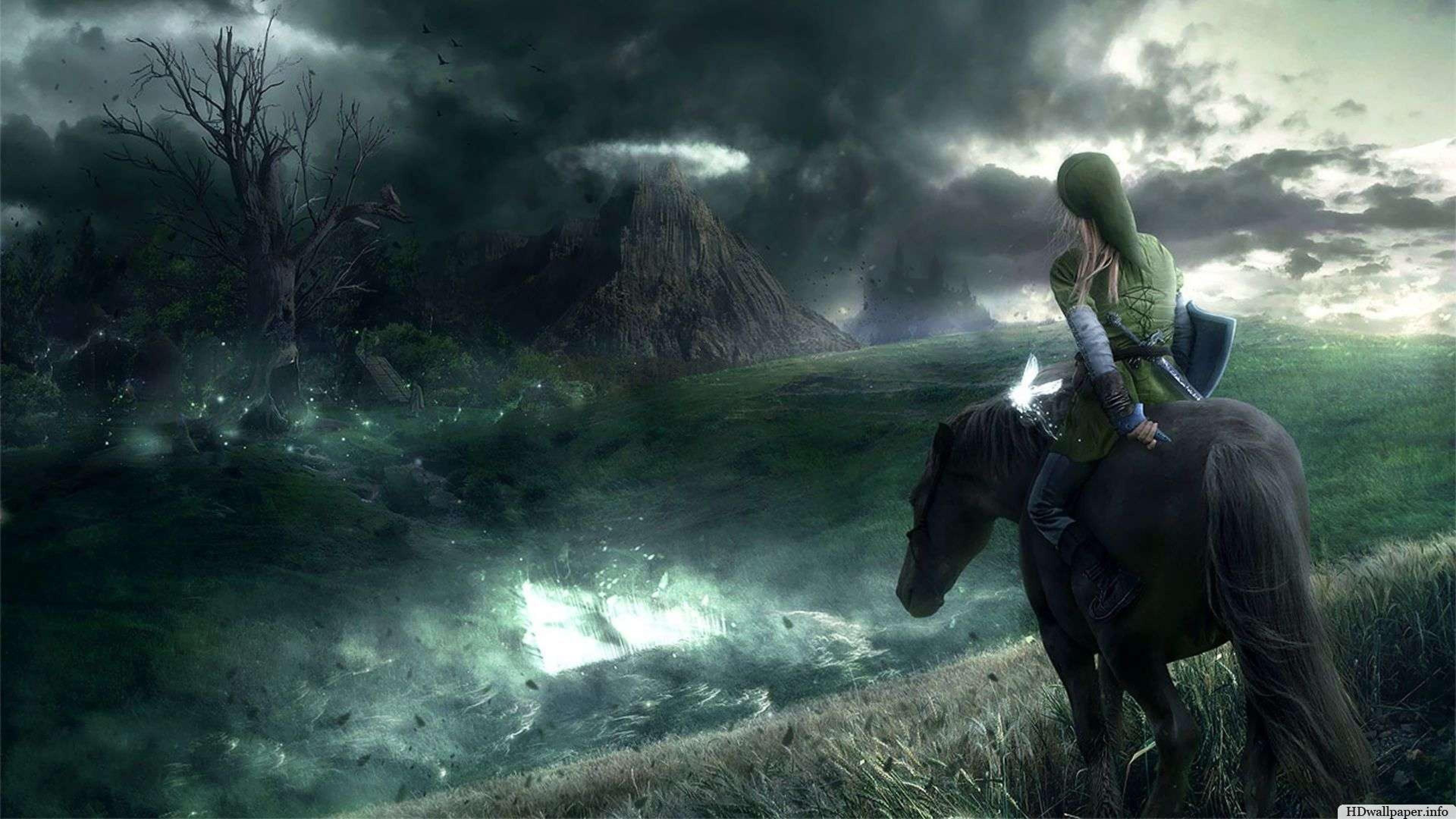 The Legend Of Zelda Wallpaper Hd