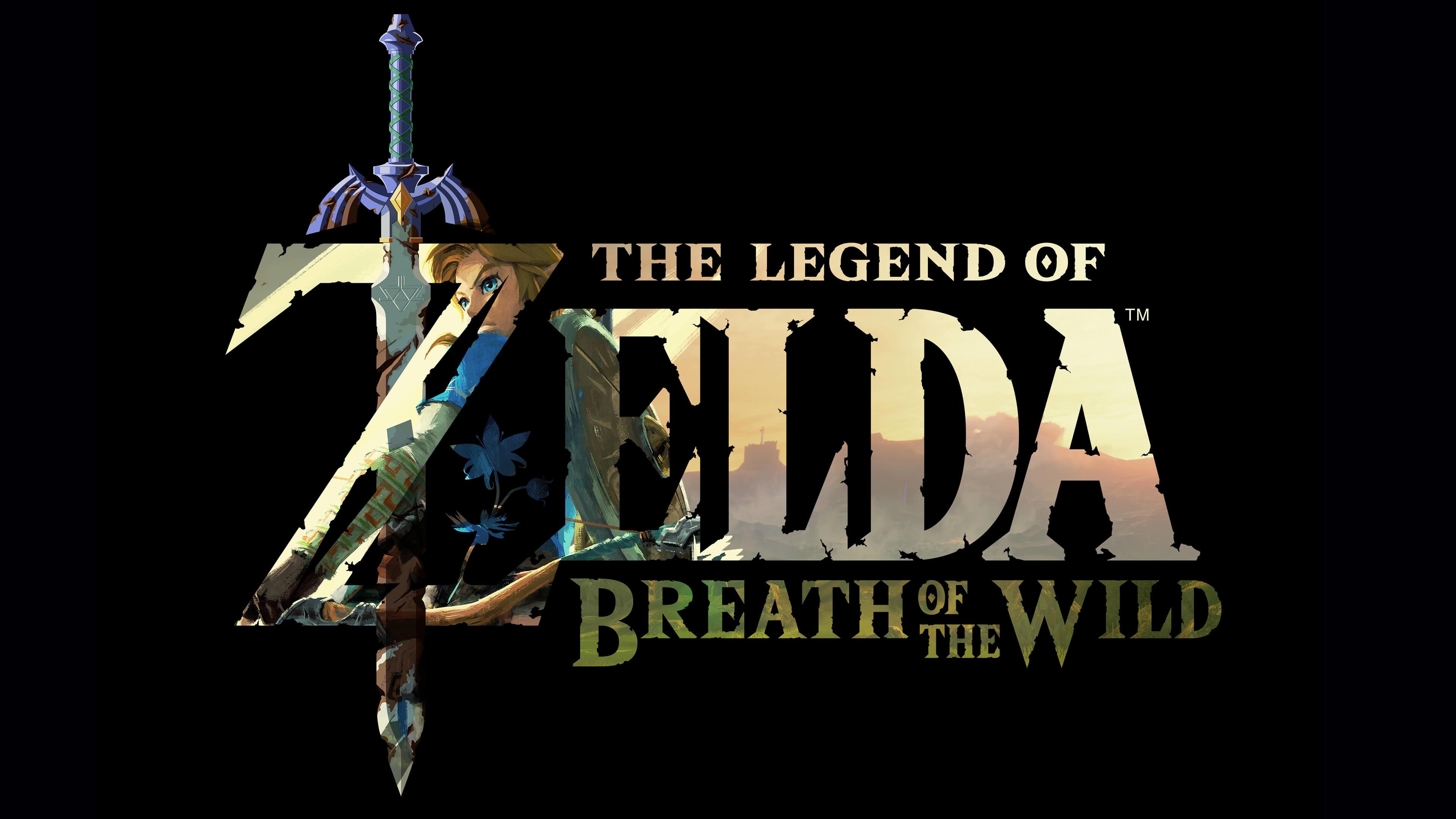 the legend of zelda breathe of the wild uhd 4k wallpaper
