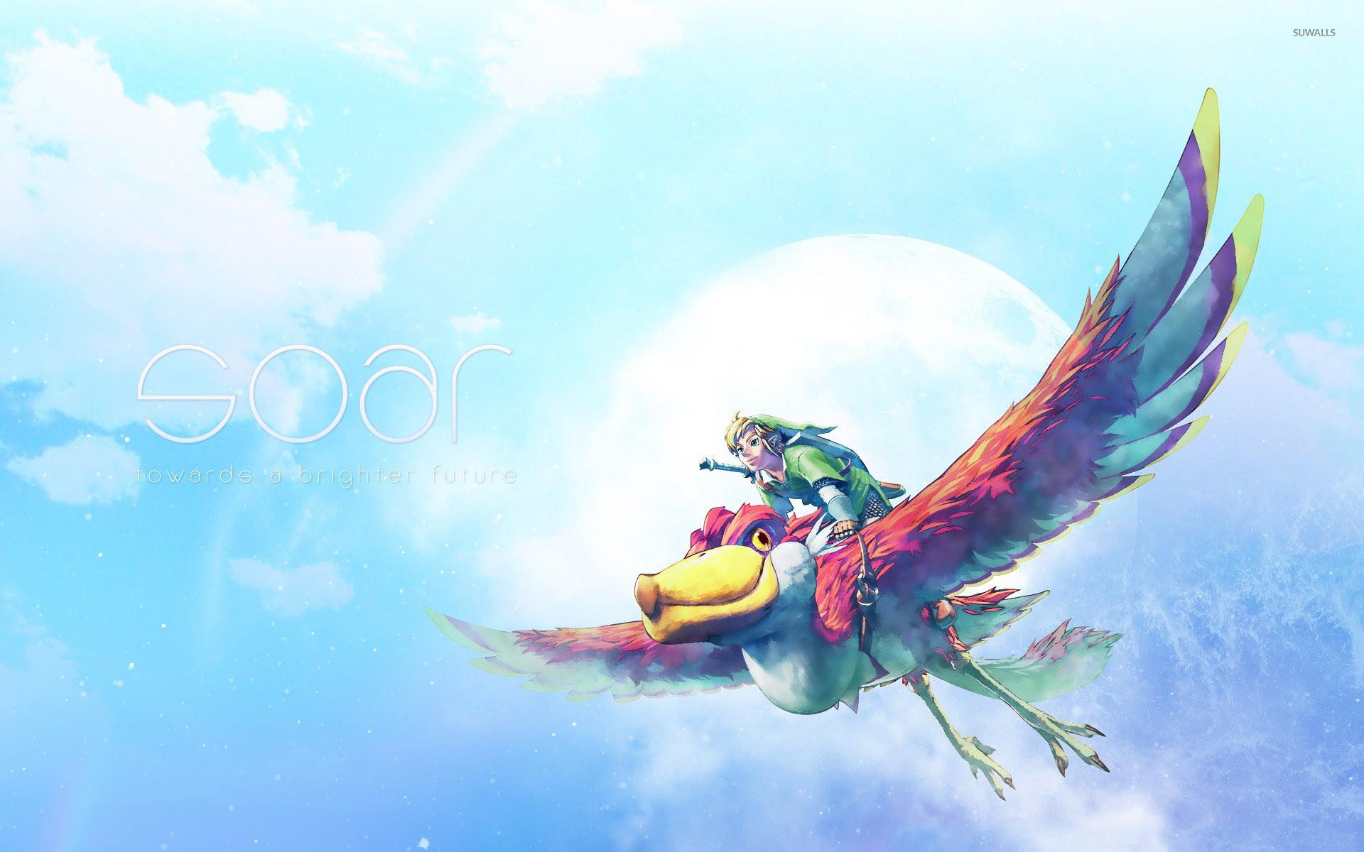 The Legend of Zelda: Skyward Sword [8] wallpaper jpg