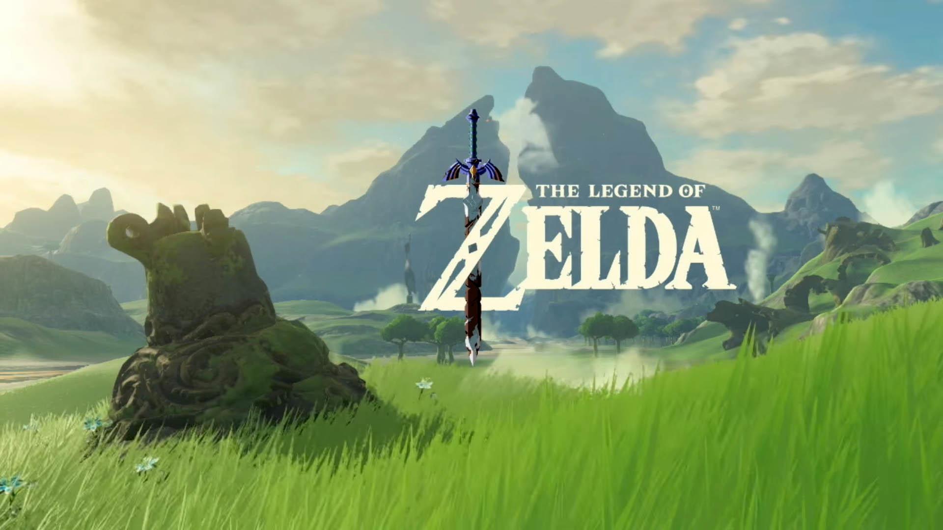 The Legend of Zelda wallpaper