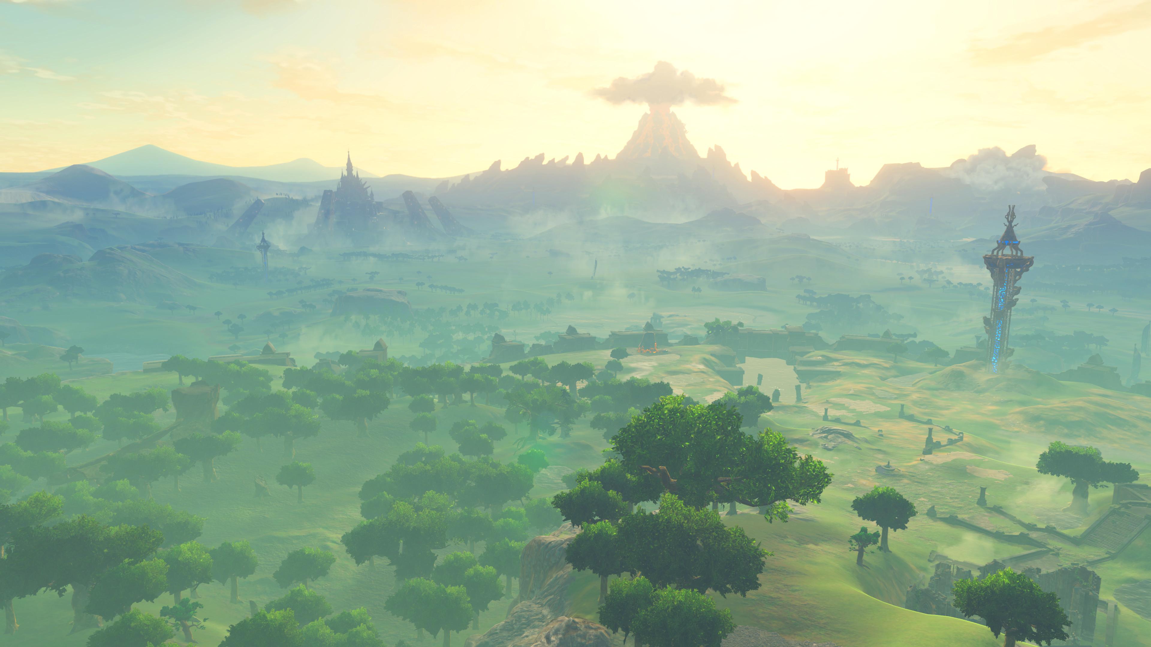 Video Game – The Legend of Zelda: Breath of the Wild Wallpaper