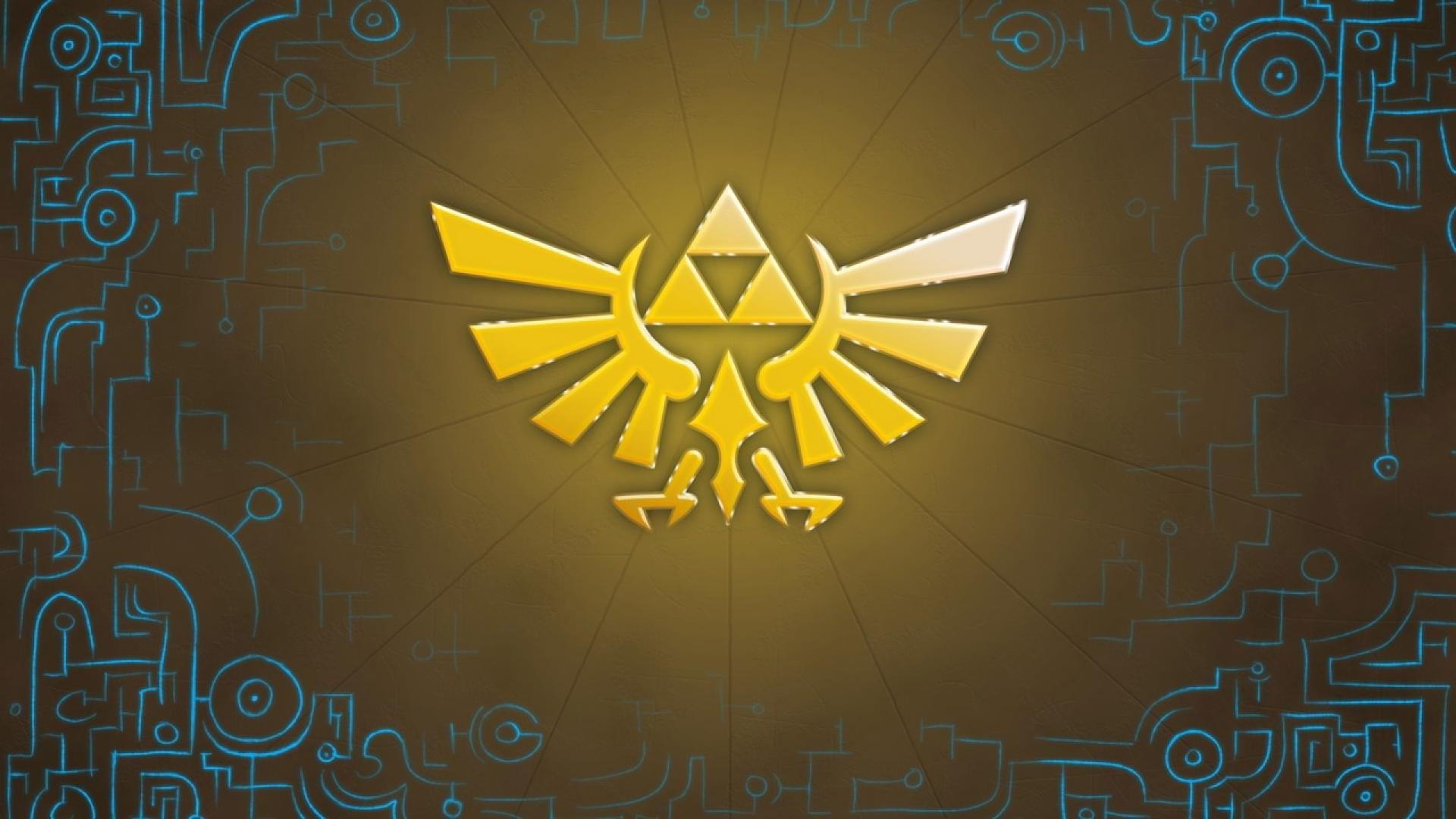 Legend Of Zelda Triforce 799215 …