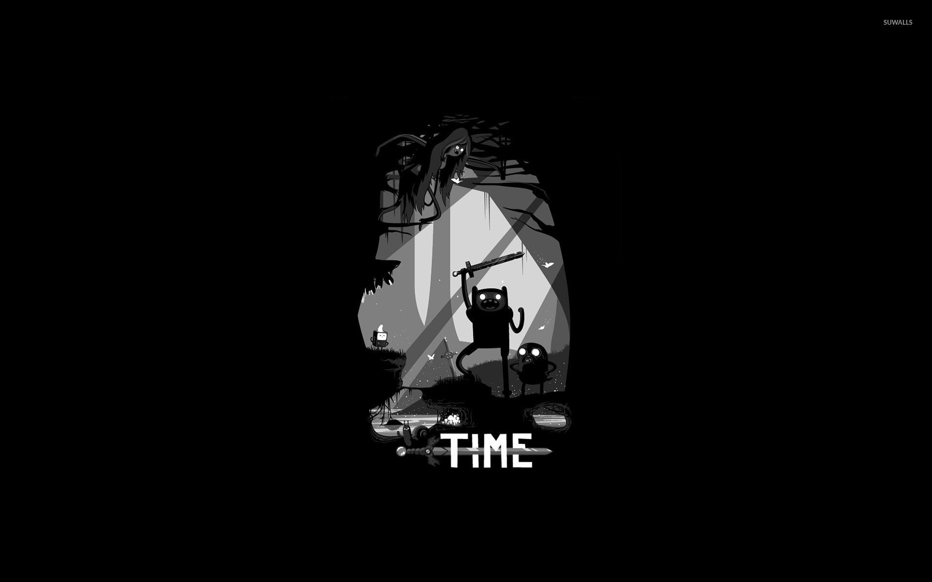 Zelda Adventure Time wallpaper