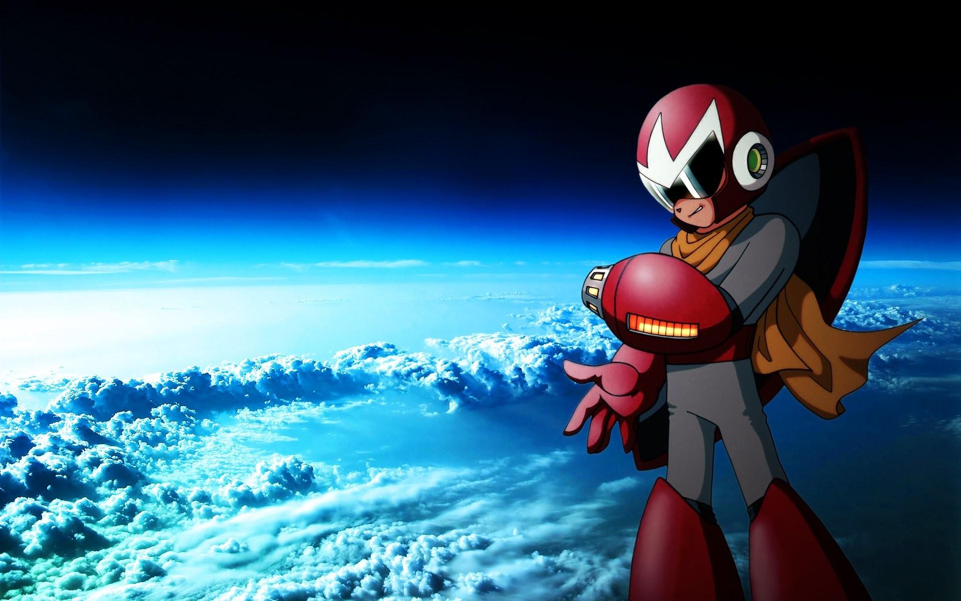 Mega Man Protoman Rockman wallpaper     335546   WallpaperUP