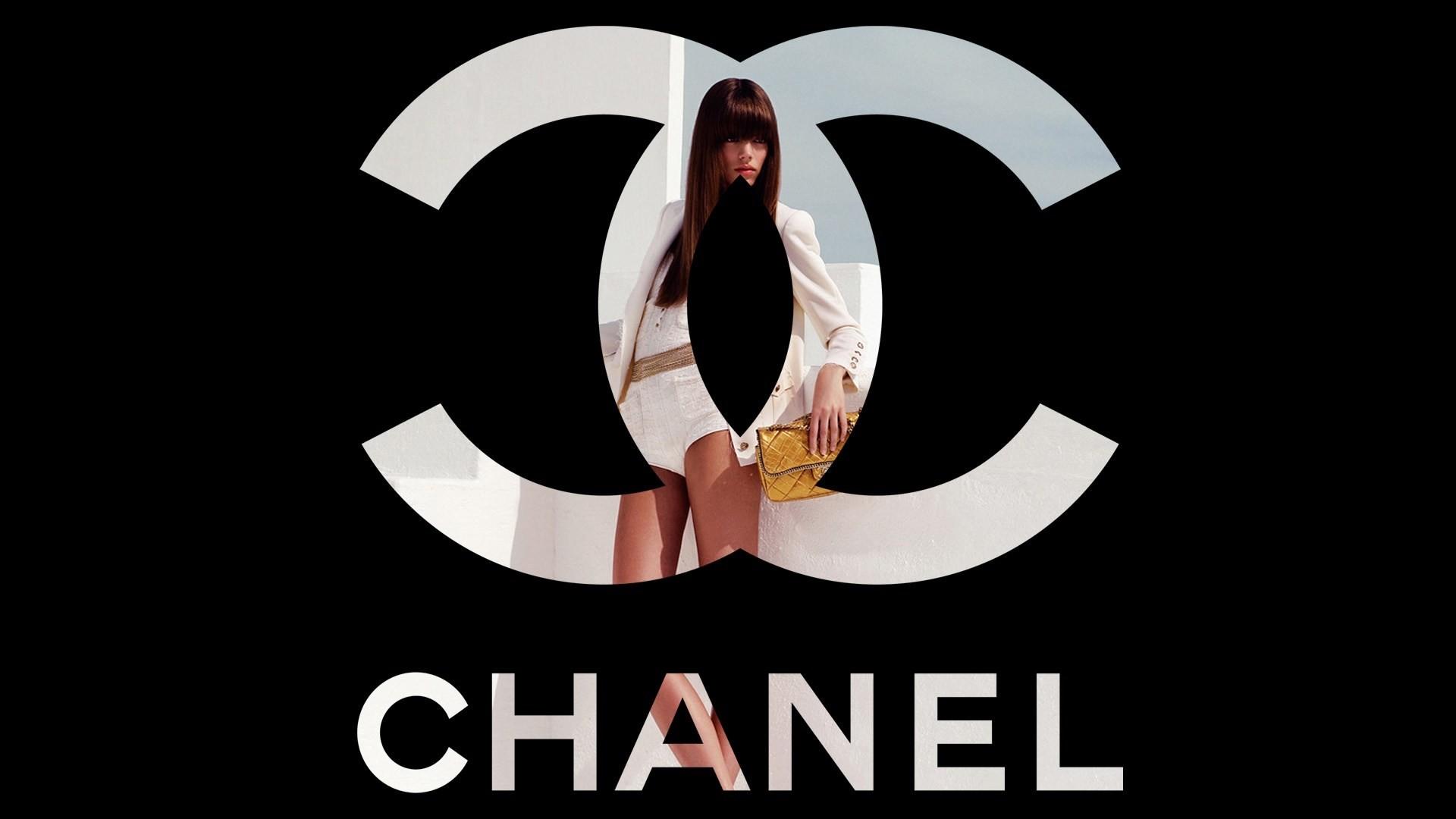 Logo Chanel Wallpapers Hd Pixelstalk Net