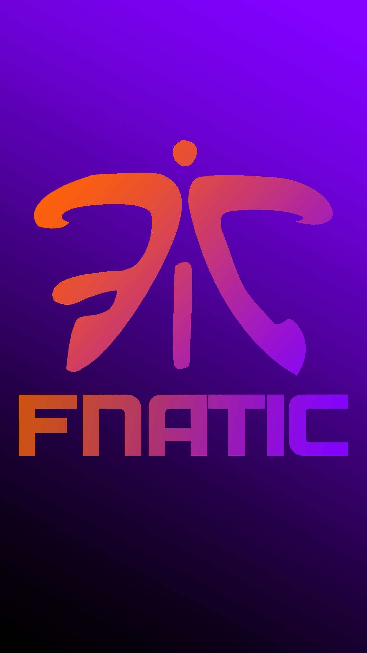 UGCI made a mobile wallpaper for Fnatic fans!