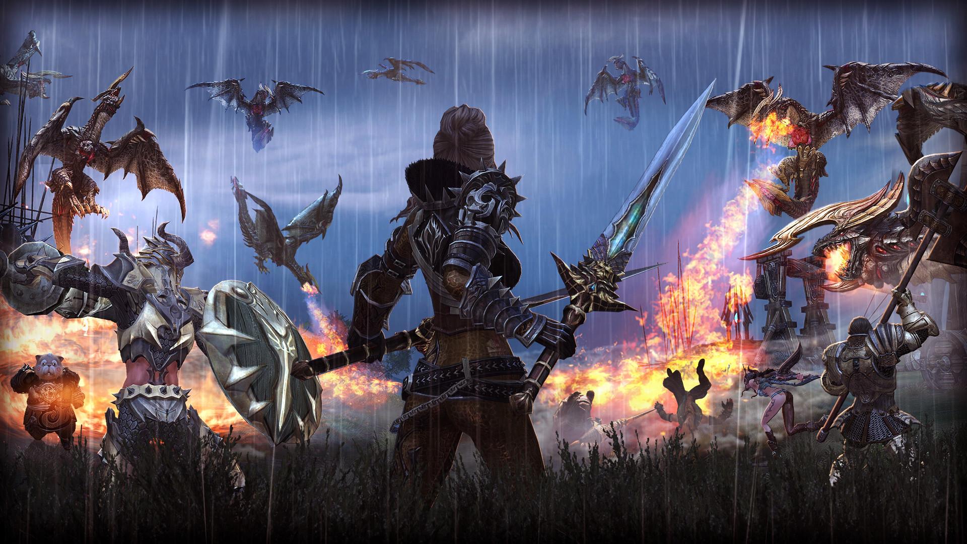 Video Game – Tera: Rising Wallpaper