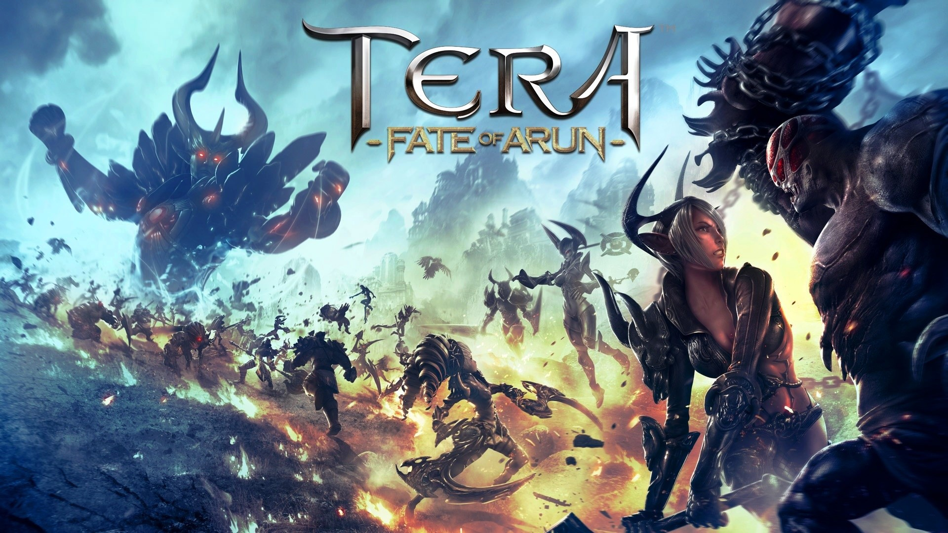 Tera: Fate Of Arun 2014