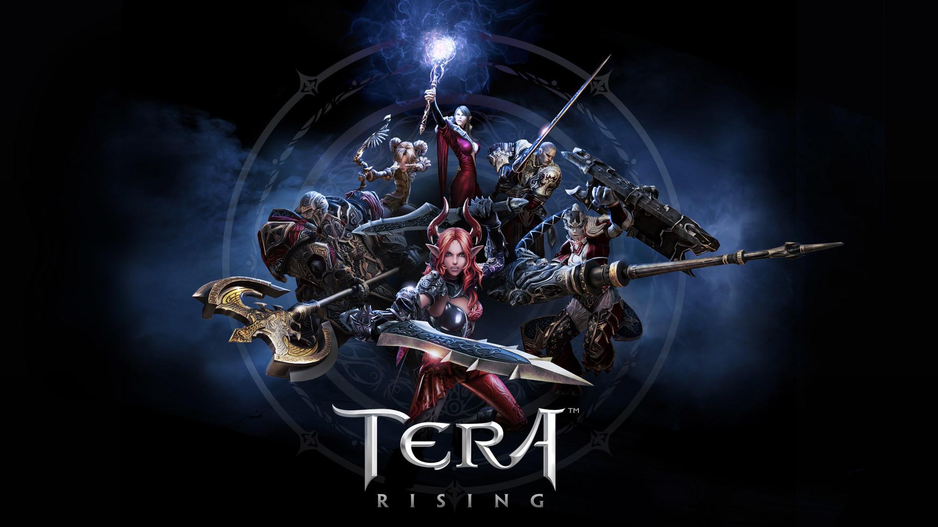 … TERA: Rising poster …
