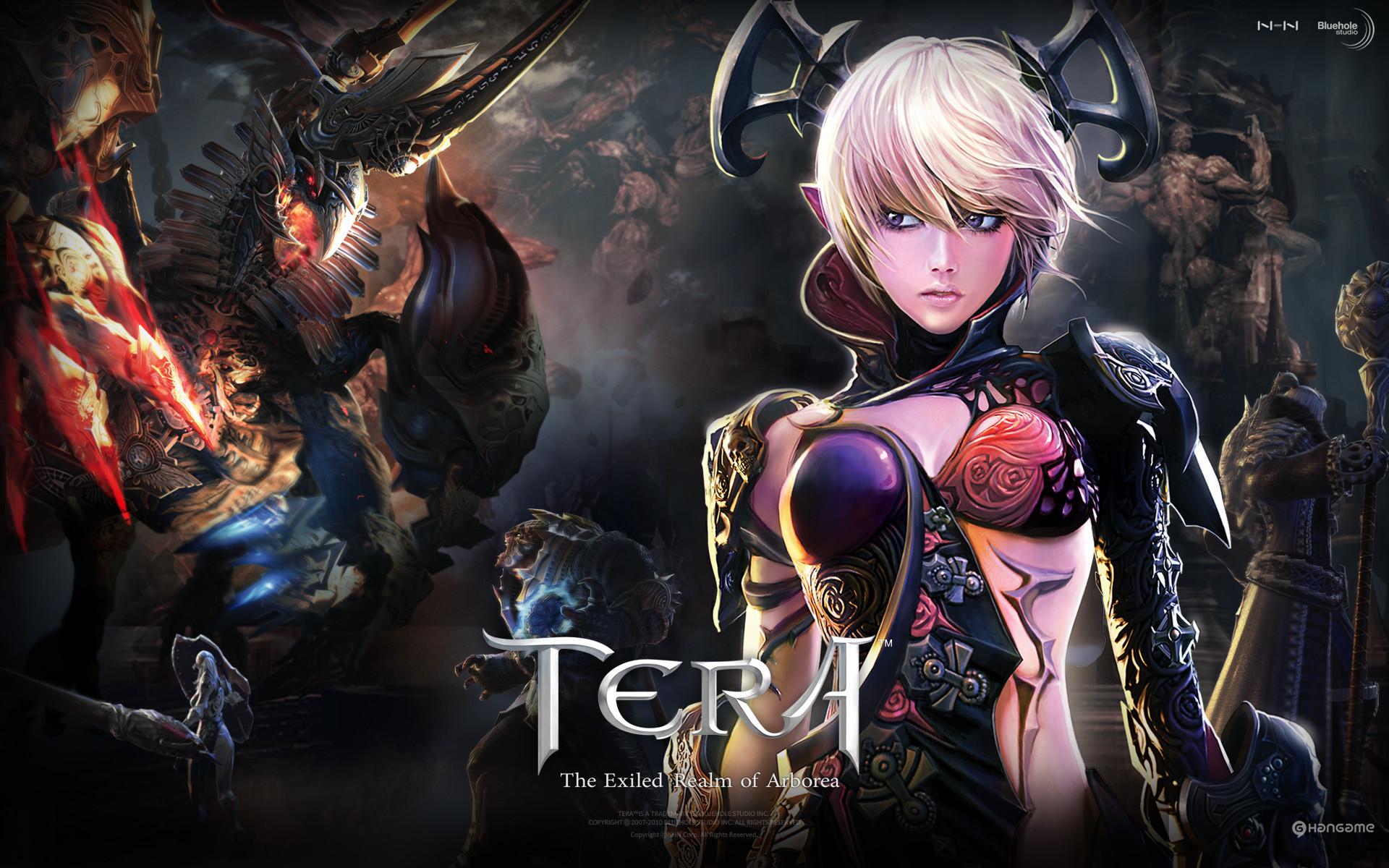 Tera Girls   the art of TERA   Pinterest   Girls, Game and .