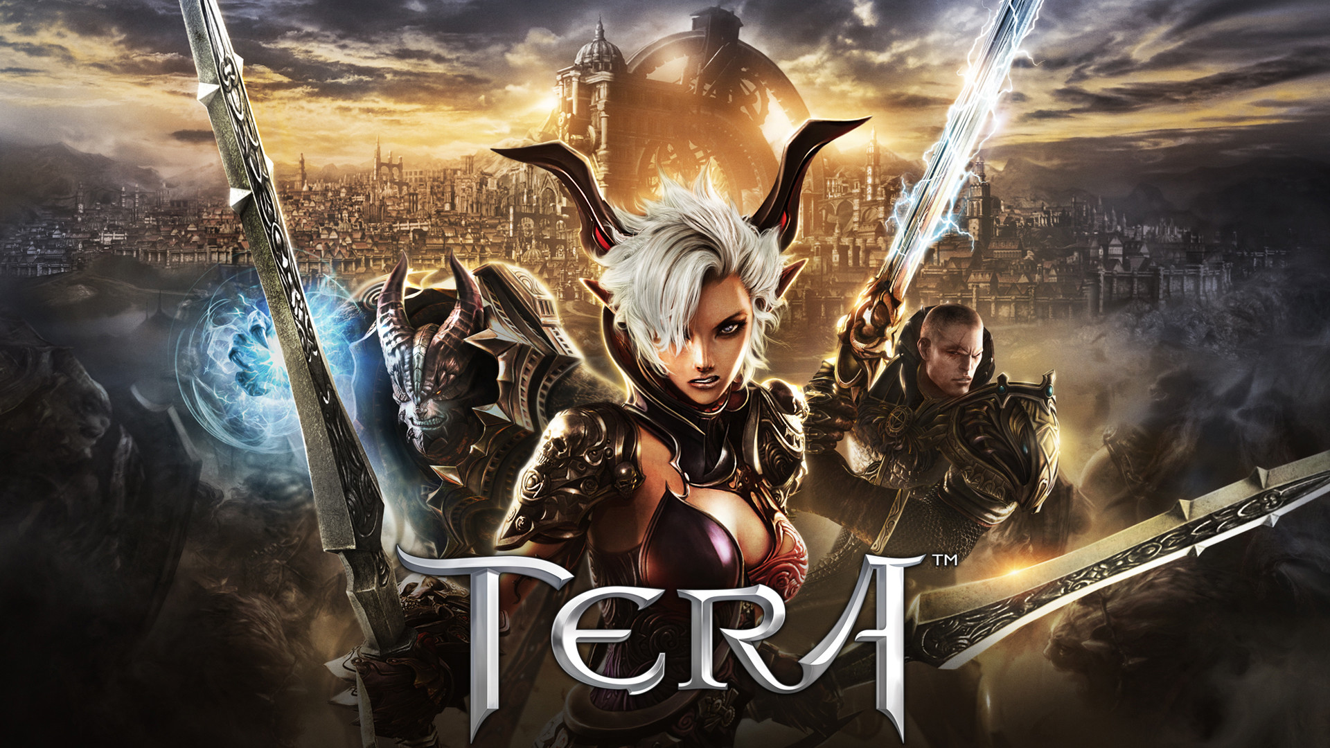 Tera Online – PC Tera is the first true action MMORPG. Tera provides all  the depth of any MMO–quests, crafting, an intricate plot, PvP, and