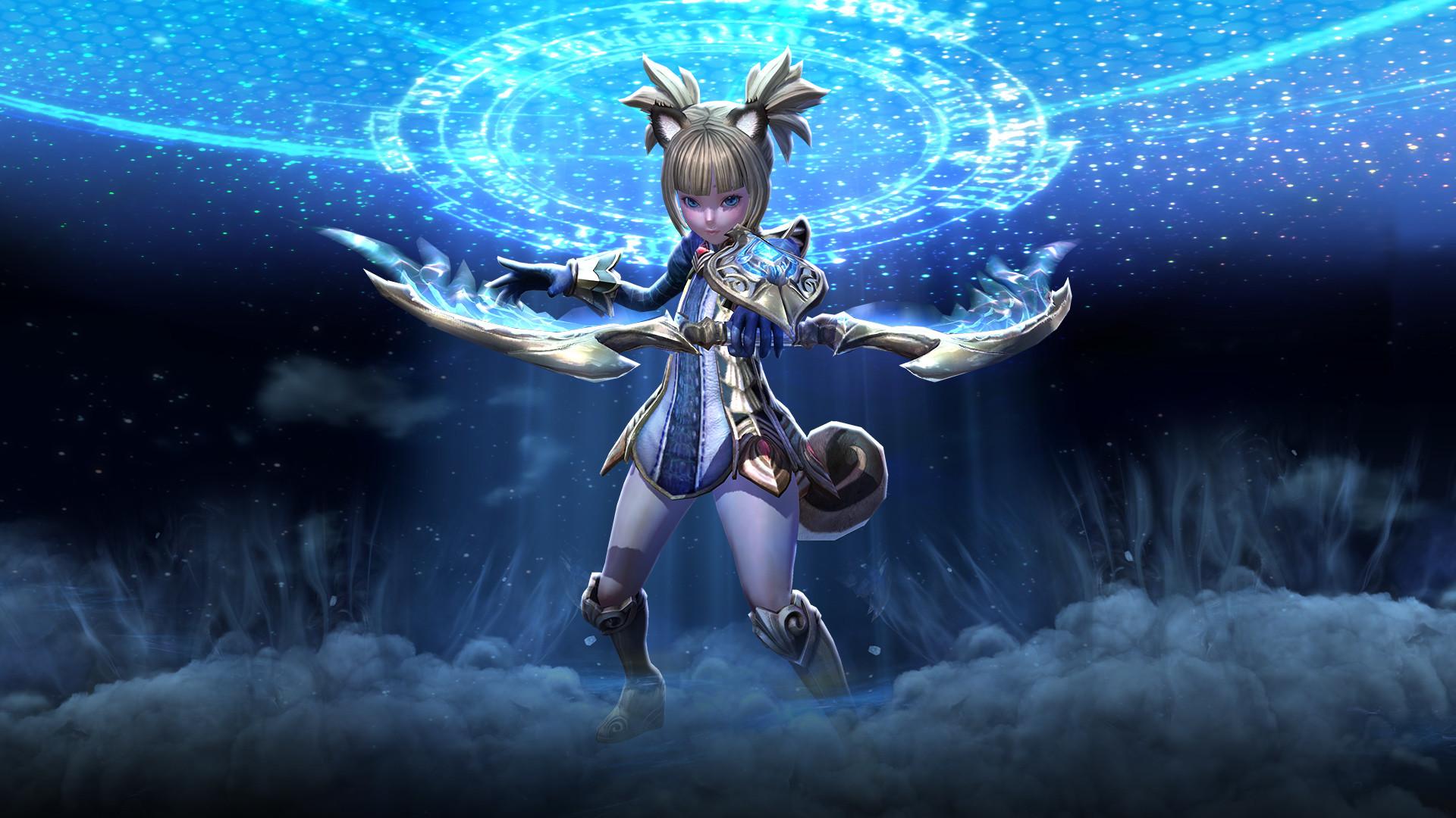 Archer. TERA berserker celestial weapons