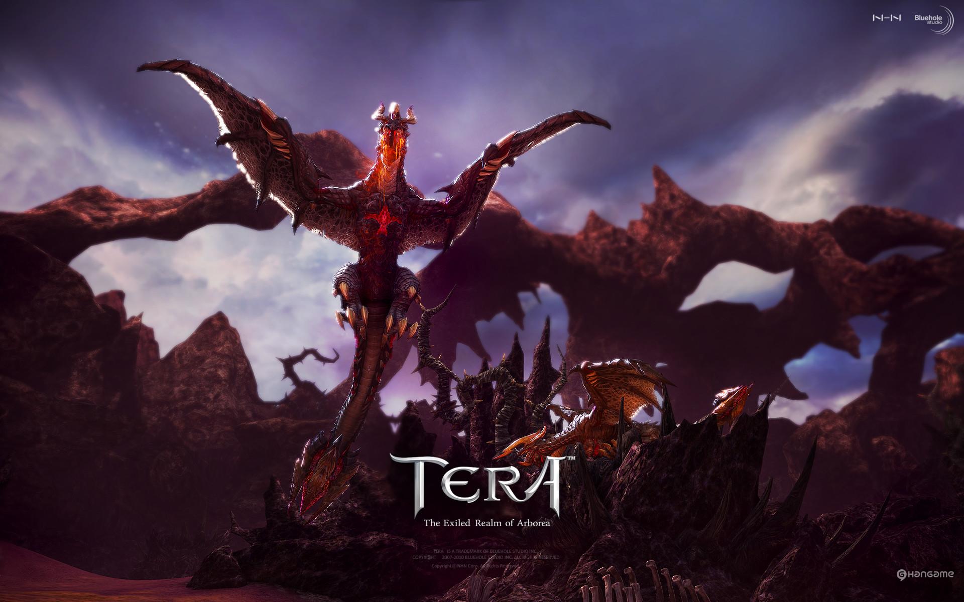 Video Game – Tera Wallpaper