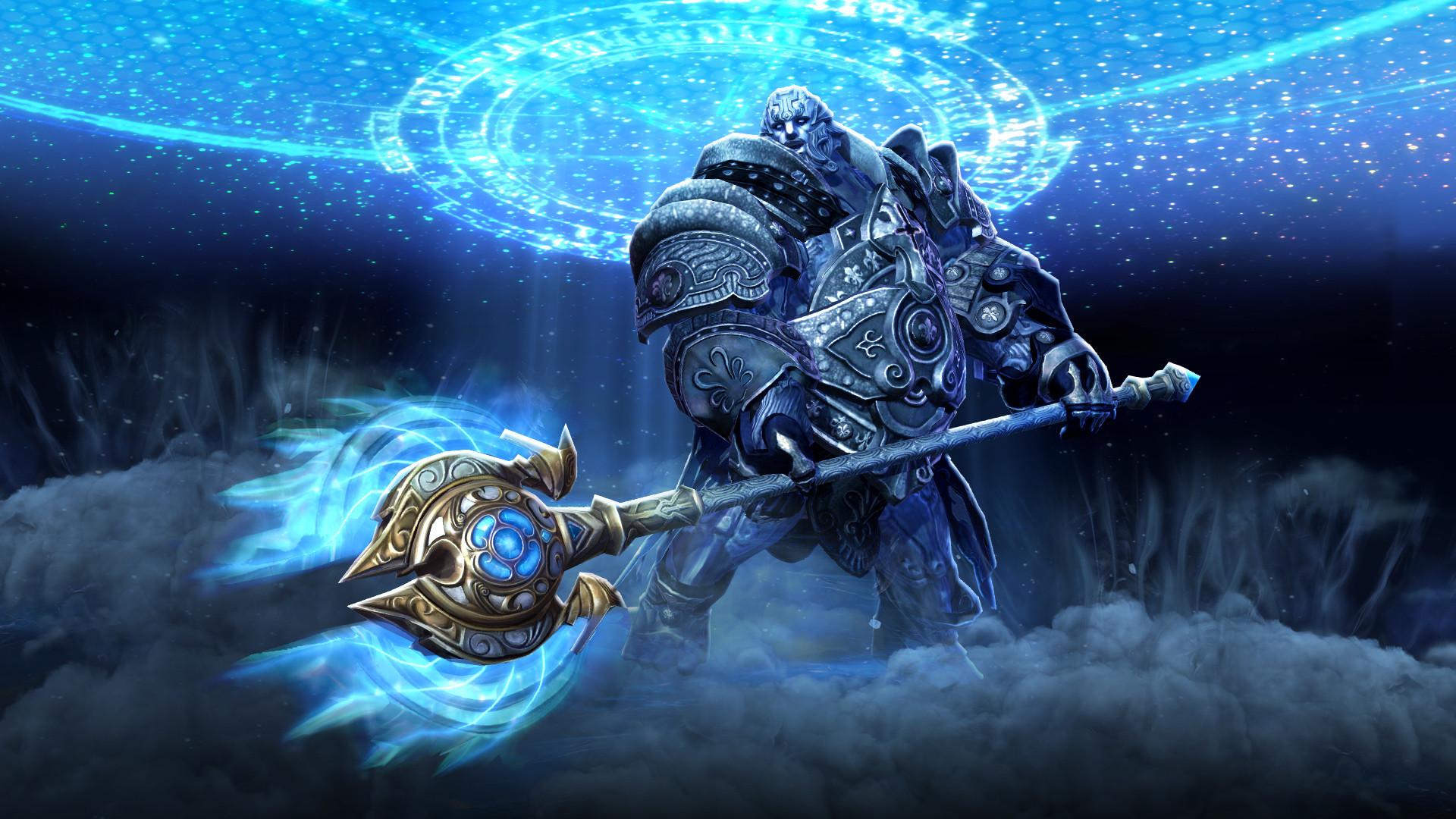 Berserker. TERA lancer celestial weapons