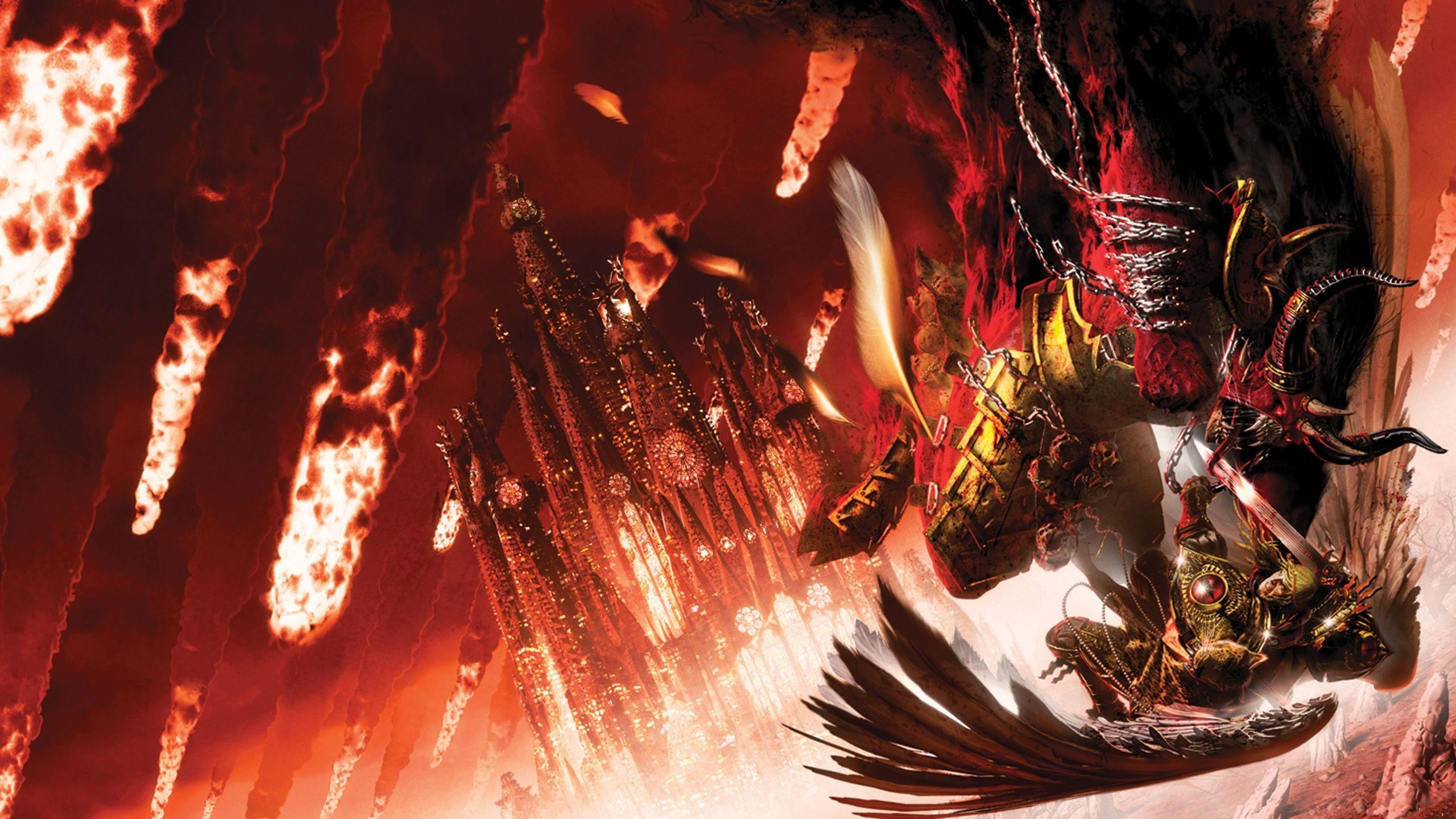 Blood Angels – Warhammer Wiki – Space Marines, Chaos, planets, and