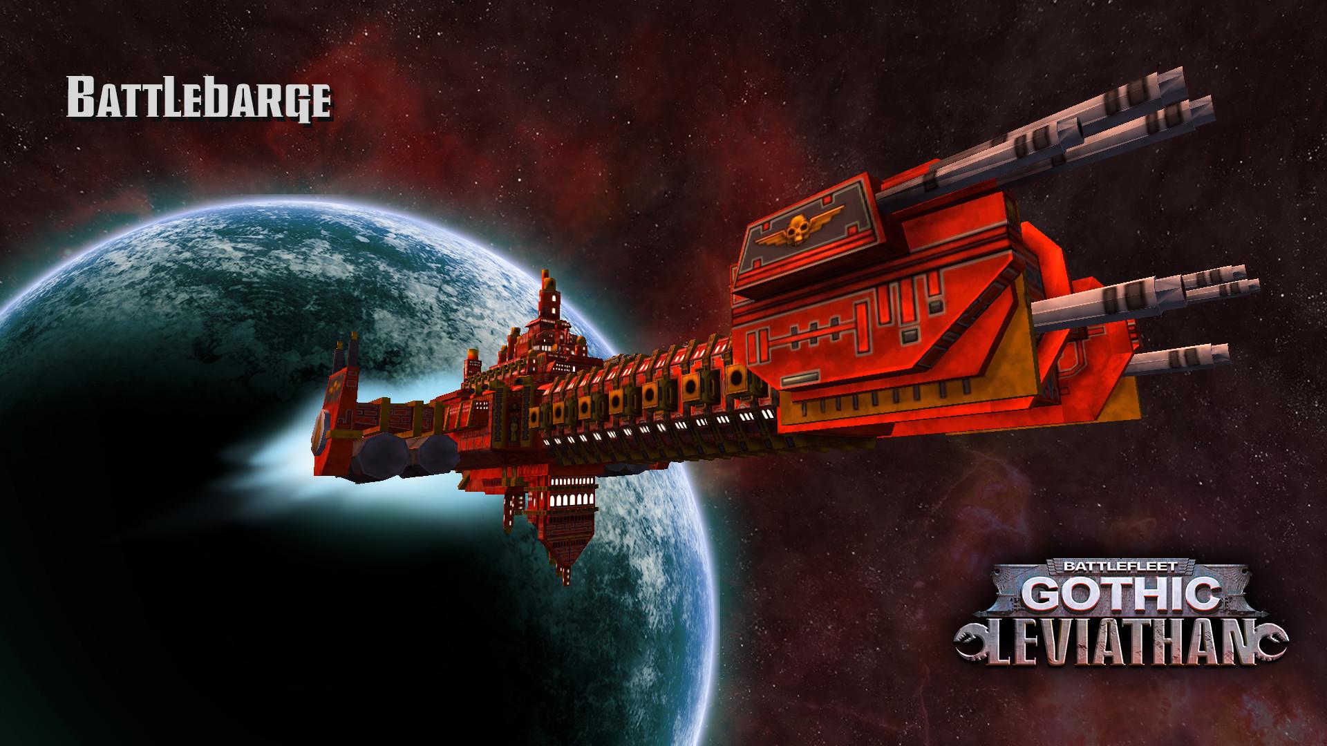 Battlebarge Space Marine Blood Angels