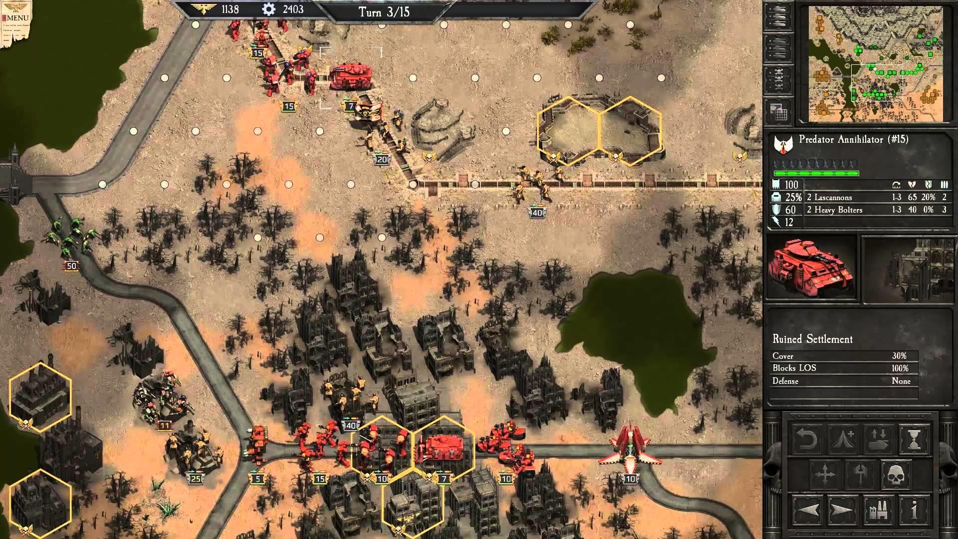 Warhammer 40,000: Armageddon – Blood Angels