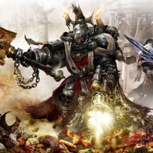Warhammer 40K Blood Angels