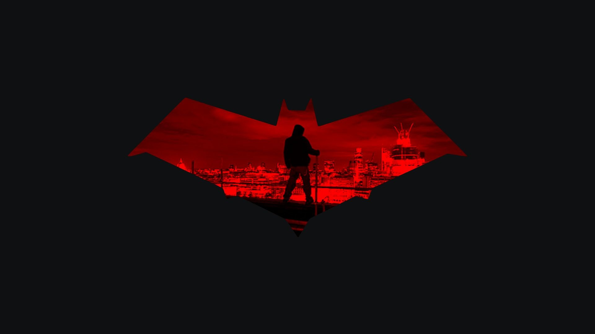 Red Hood Full HD Background, Picture, Image