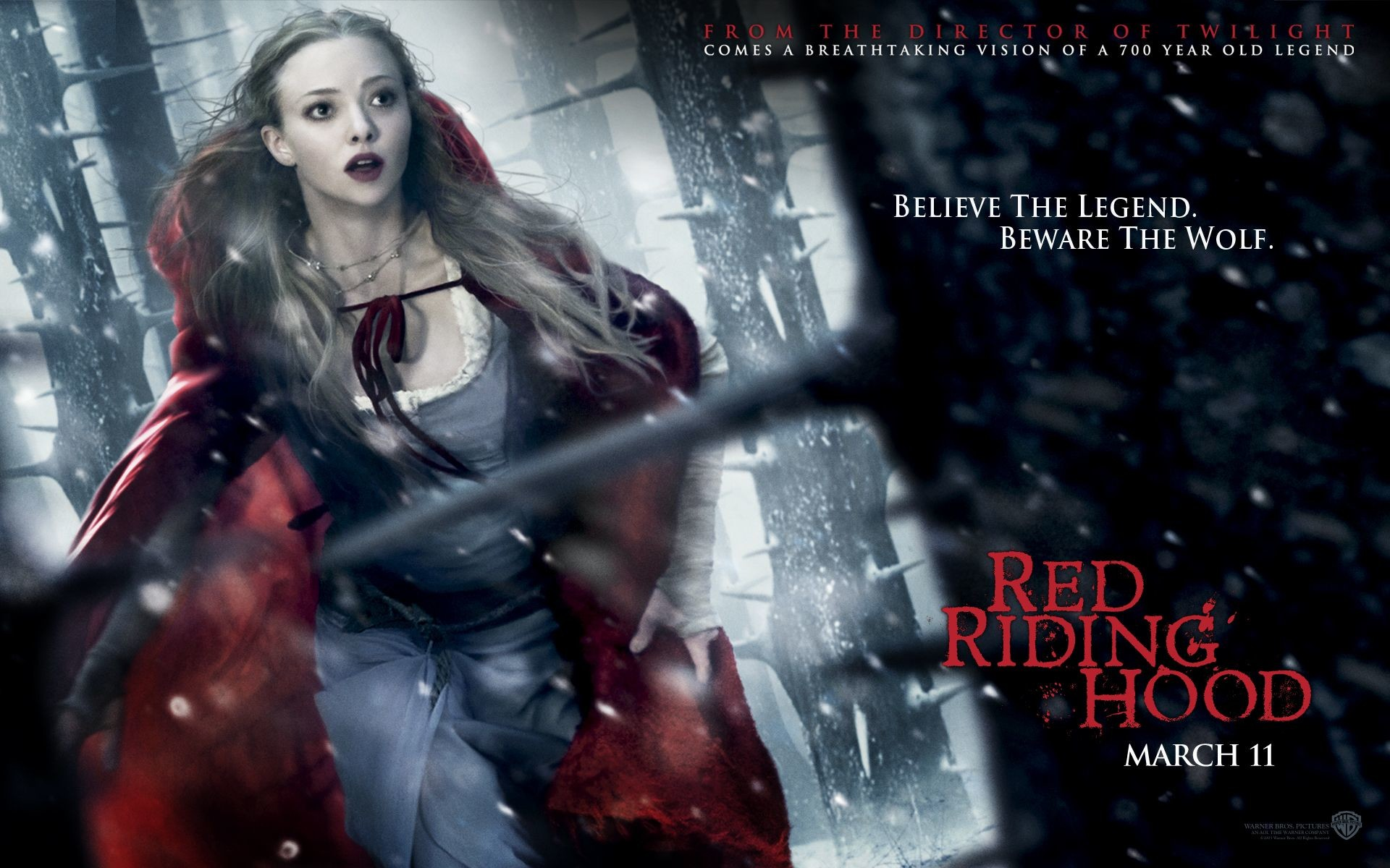 2011 Red Riding Hood Wallpapers | HD Wallpapers