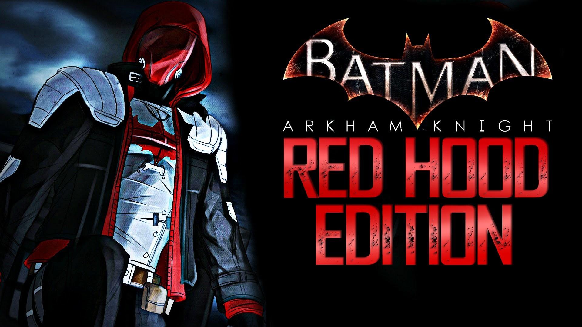 Batman Arkham Origins Red hood becoming joker – YouTube