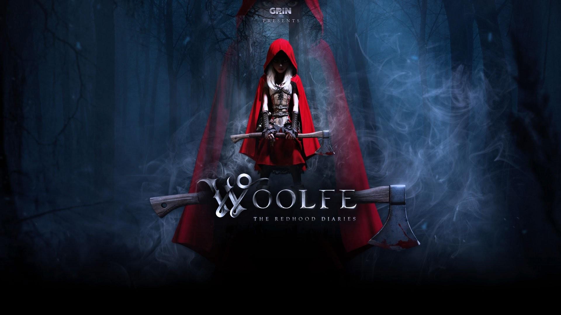 WOOLFE RED HOOD DIARIES platform fantasy fairytale steampunk action  wallpaper | | 396967 | WallpaperUP