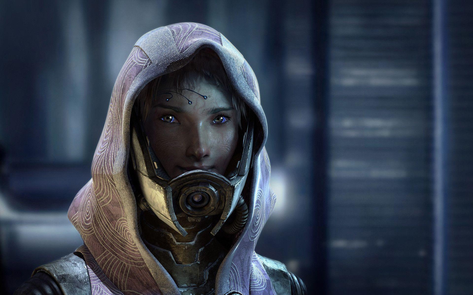 Tali'Zorah vas Neema – Mass Effect Wallpaper #