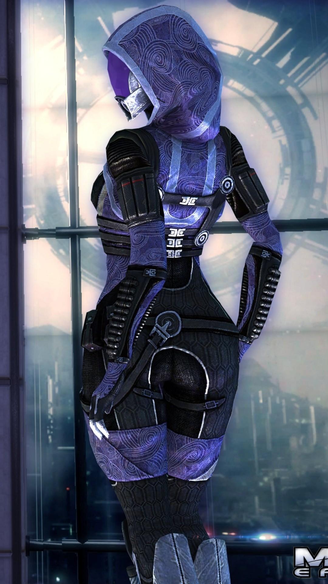 Mass Effect Tali Wallpaper HD Resolution : Game Wallpaper .