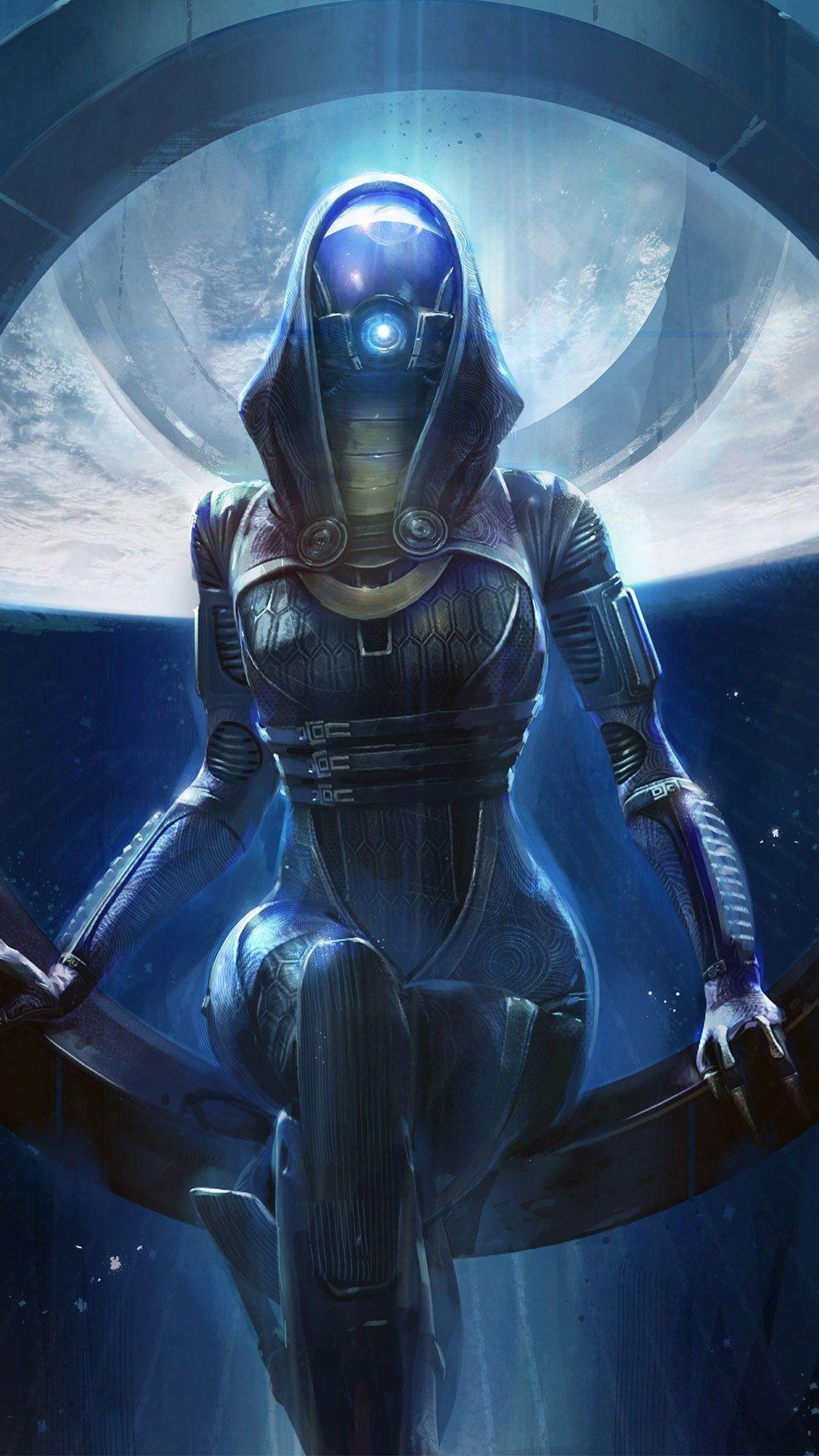 Tali'Zorah – Mass Effect