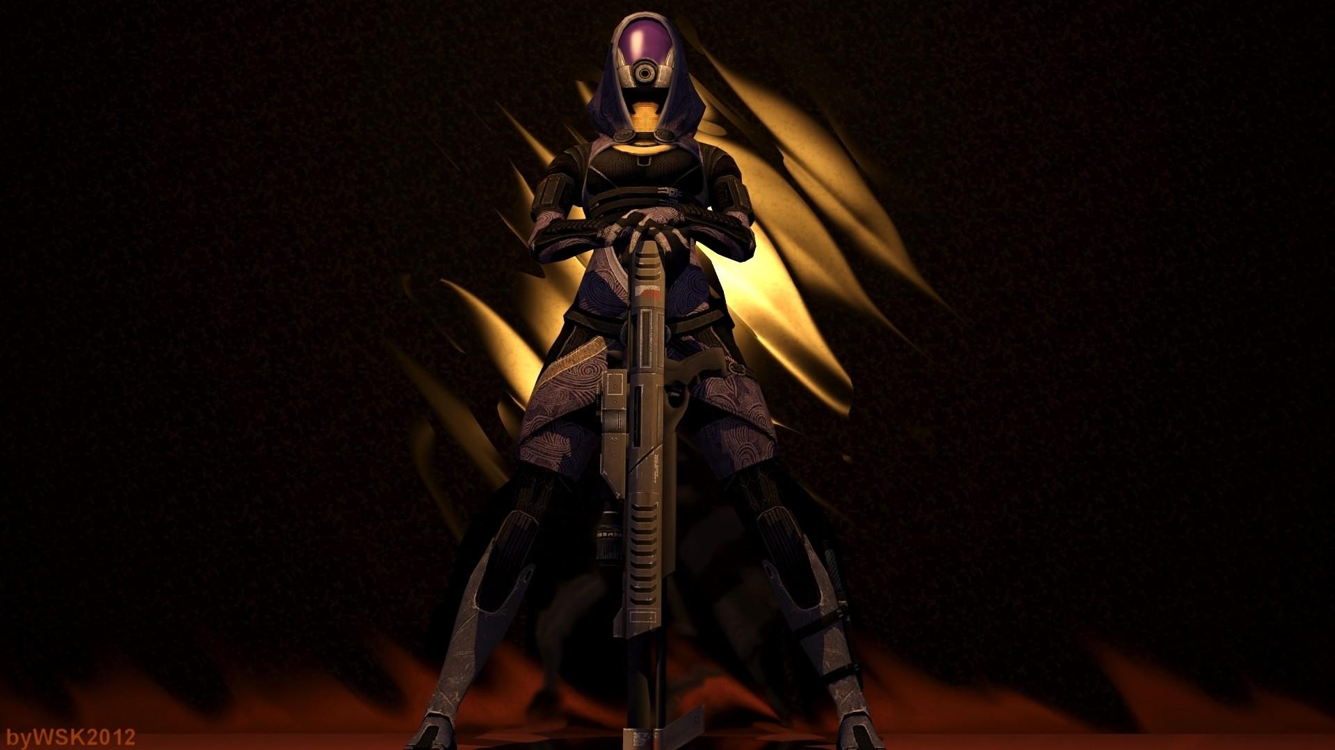 Mass Effect Tali Zorah Armor Games sci0fi warrior wallpaper      147141   WallpaperUP