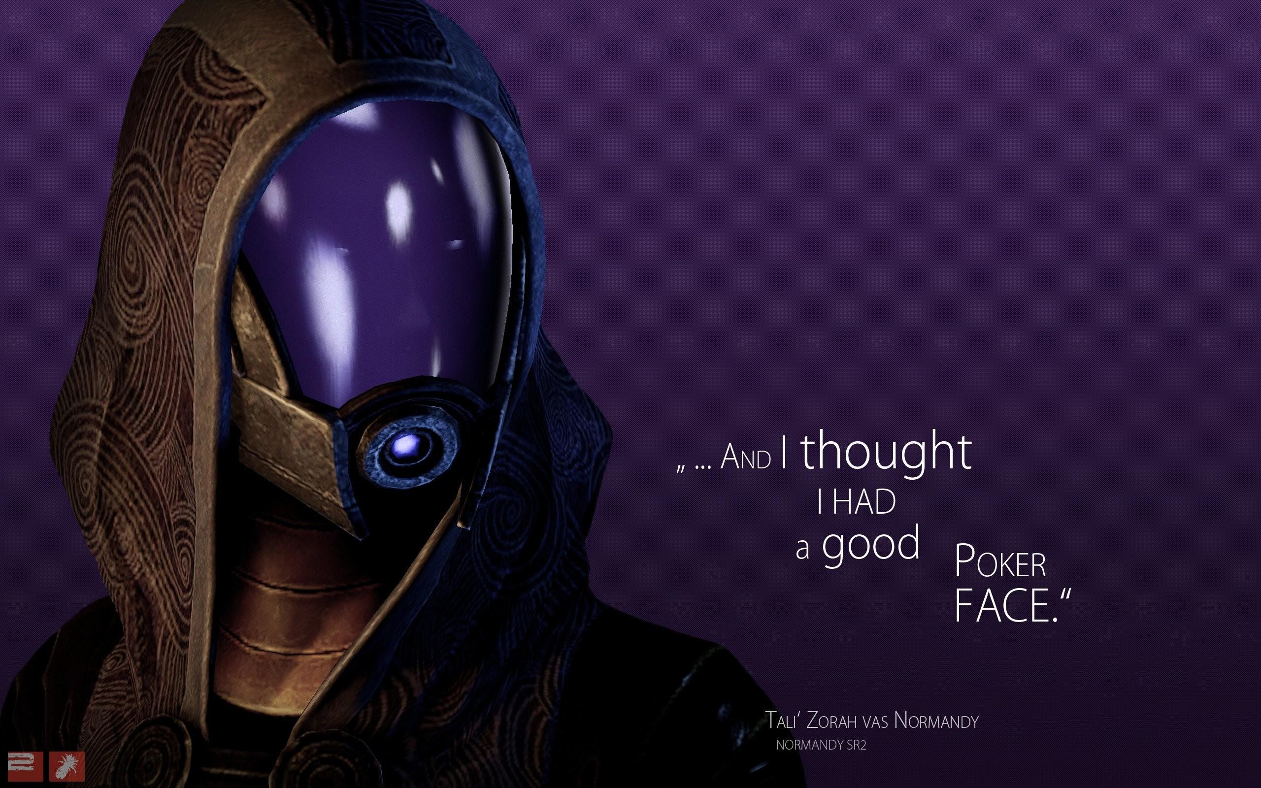 Funny Mass Effect Quarian Quotes Tali Zorah Nar Rayya