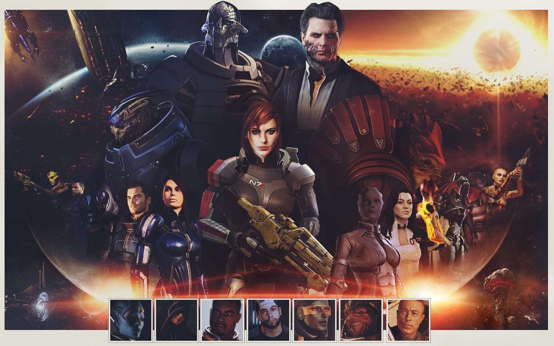 Jack Mass Effect · HD Wallpaper   Background ID:466604