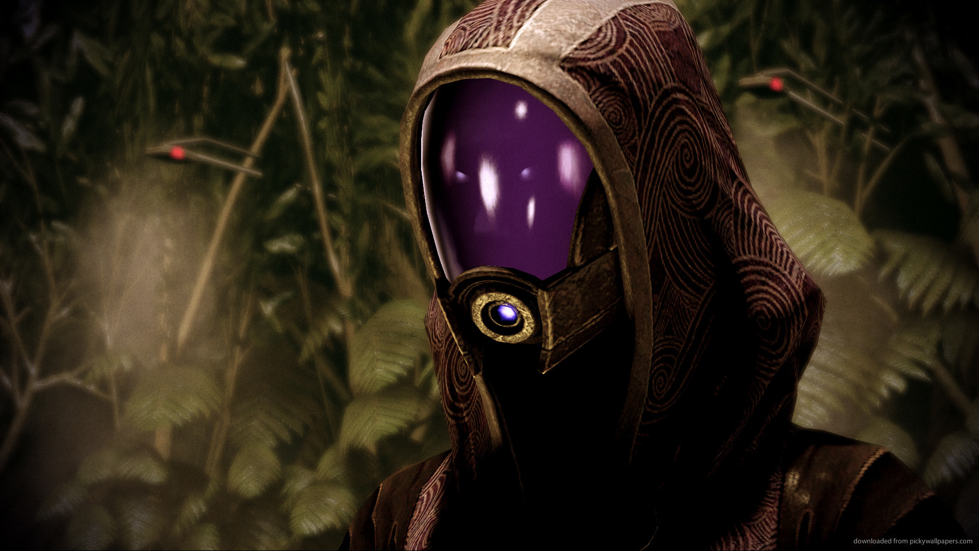 Mass Effect Tali for 1920×1080