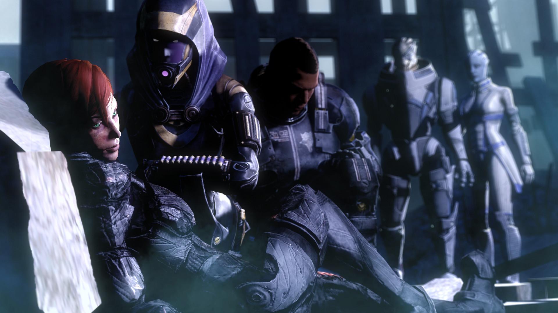 WallpapersWide.com   Mass Effect HD Desktop Wallpapers for .