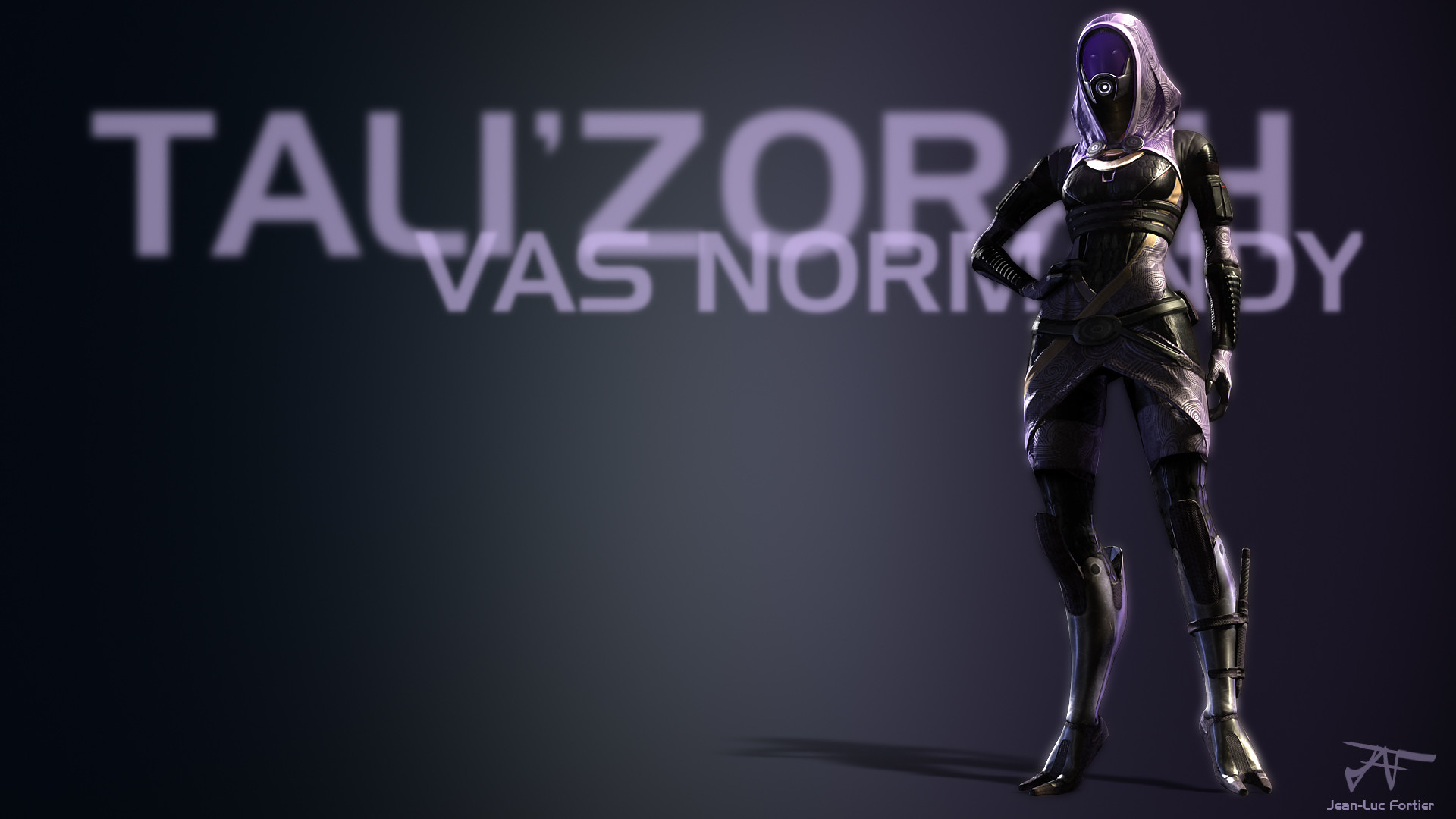 Anyway, some more Tali wallpapers, not made by me but I've edited them a  little bit. Just to make them look more interesting (light on the second  one, …