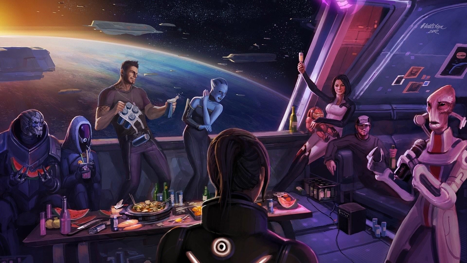 HD Wallpaper   Background ID:227575. Video Game Mass Effect 3
