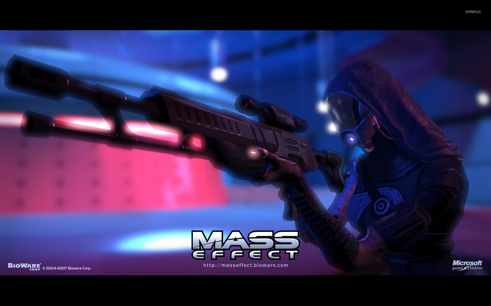 Tali'Zorah – Mass Effect wallpaper jpg
