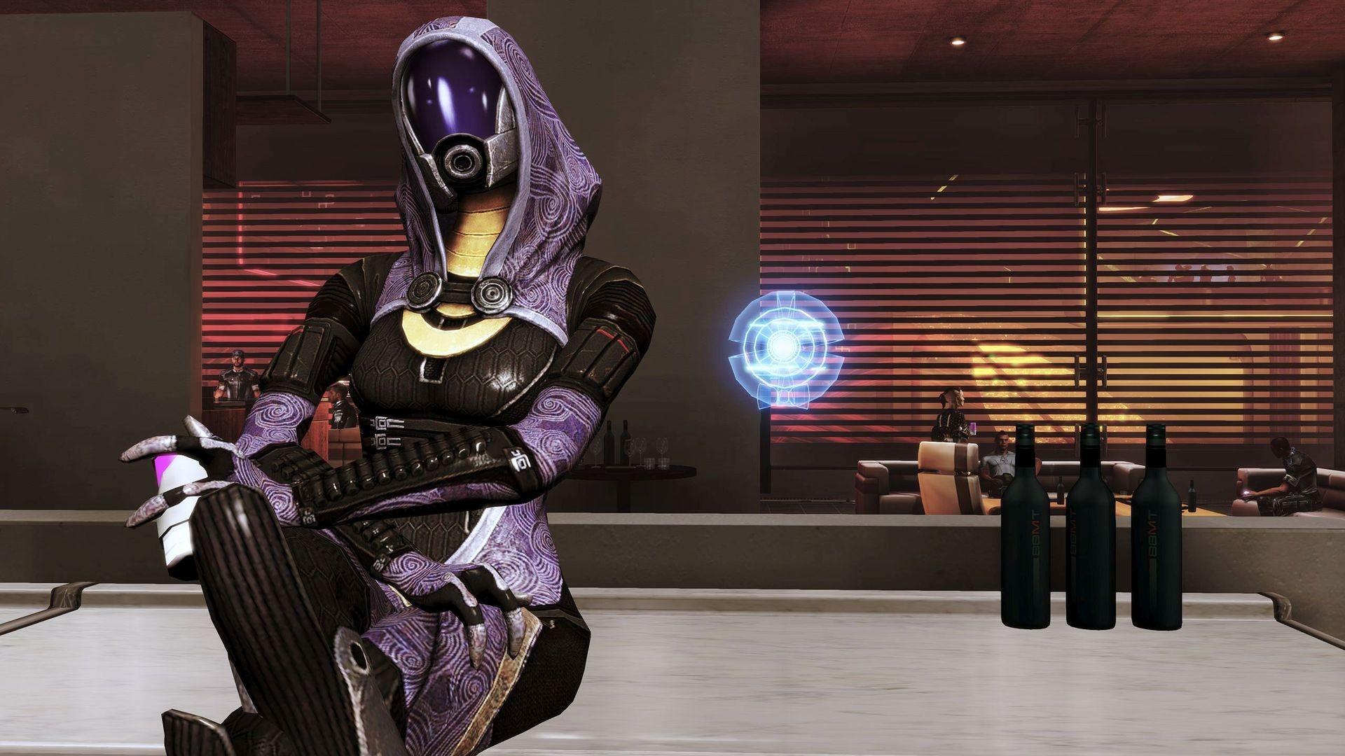 Tali'Zorah nar Rayya – Mass Effect HD Wallpaper …