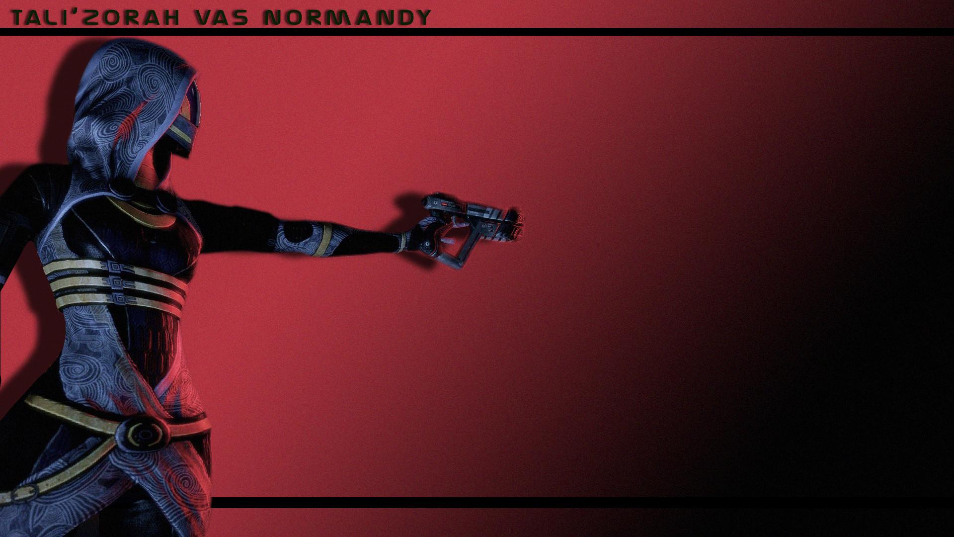 … Mass Effect 2 Tali wallpaper by SnakeRule
