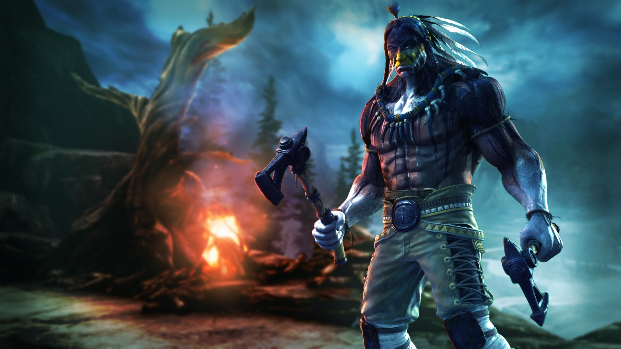 Return to TFG's Killer Instinct Profile .