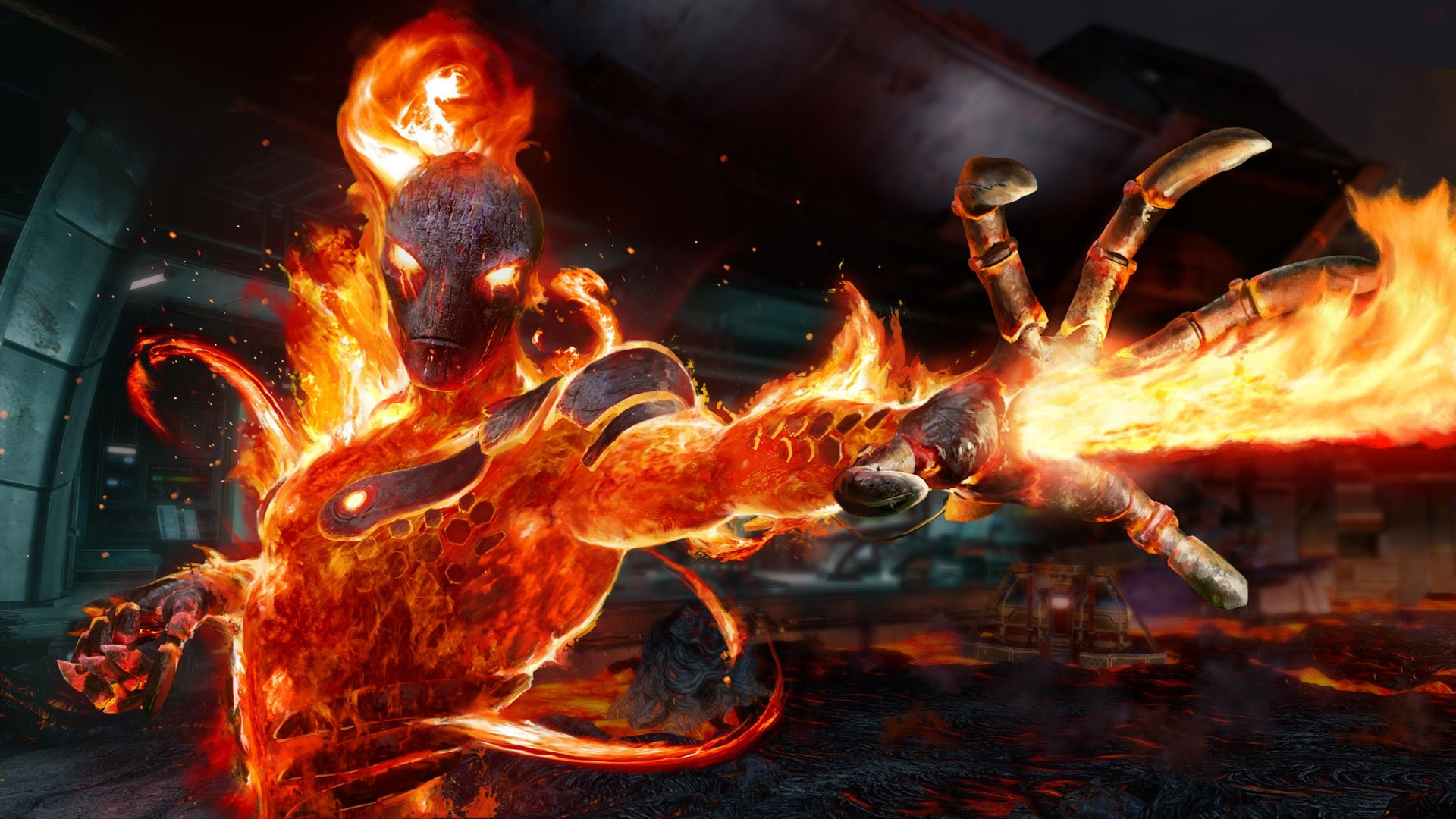 Featuring characters like Sabrewulf, Cinder, Sadira, Spinal, Hisako, TJ  Combo and several others to make up this killer theme.