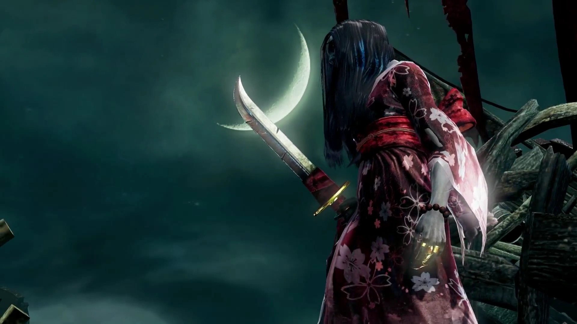 "ghostgirl02 [Screenshots Of Killer Instinct Xbox One's ""Ghost Girl""]"